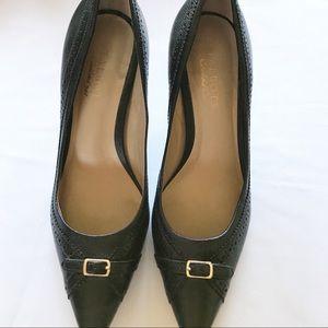 Talbots Black High Heels Size 8